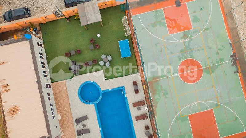 2 bedroom Studio Apartment Flat / Apartment for shortlet New horizon 2 estate, lekki pennisula, lekki chevron Lekki Lagos - 9