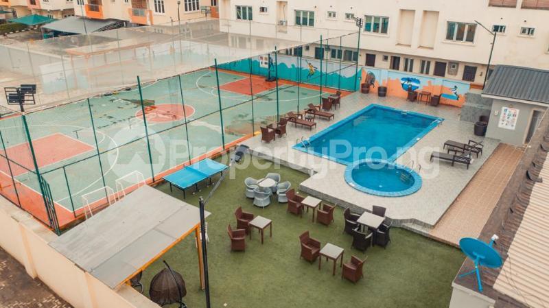 2 bedroom Penthouse Flat / Apartment for shortlet New horizon 2 estate, lekki pennisula, lekki Lekki Phase 1 Lekki Lagos - 3