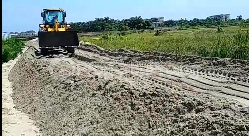Residential Land Land for sale Adjacent Shoprite (Novare Mall)  Sangotedo Ajah Lagos - 1