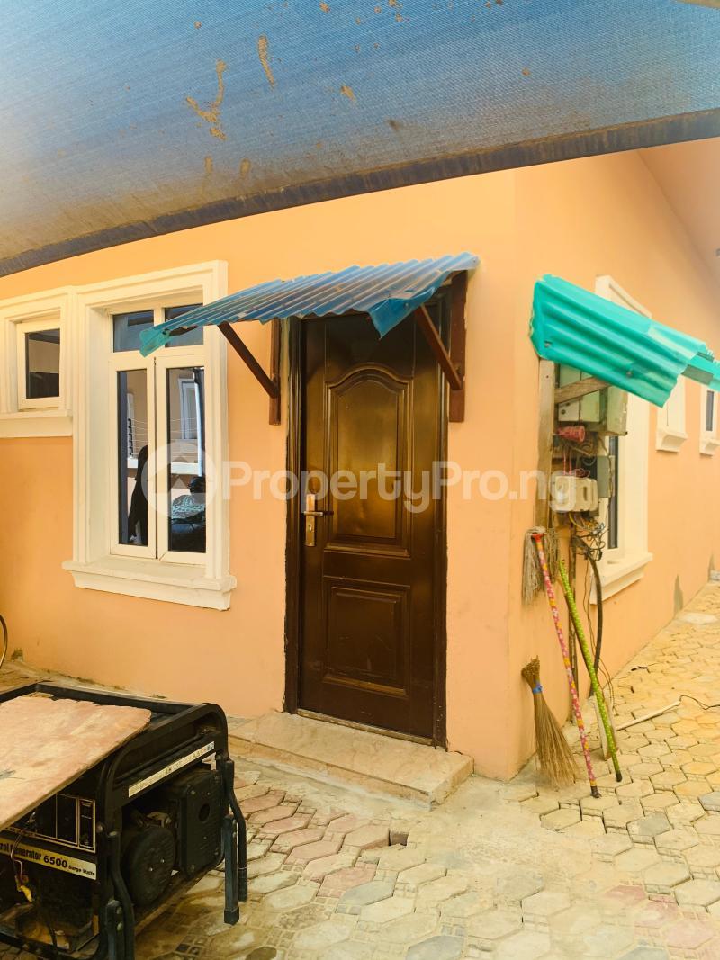 1 bedroom mini flat  Boys Quarters Flat / Apartment for rent Chevron Drive chevron Lekki Lagos - 1