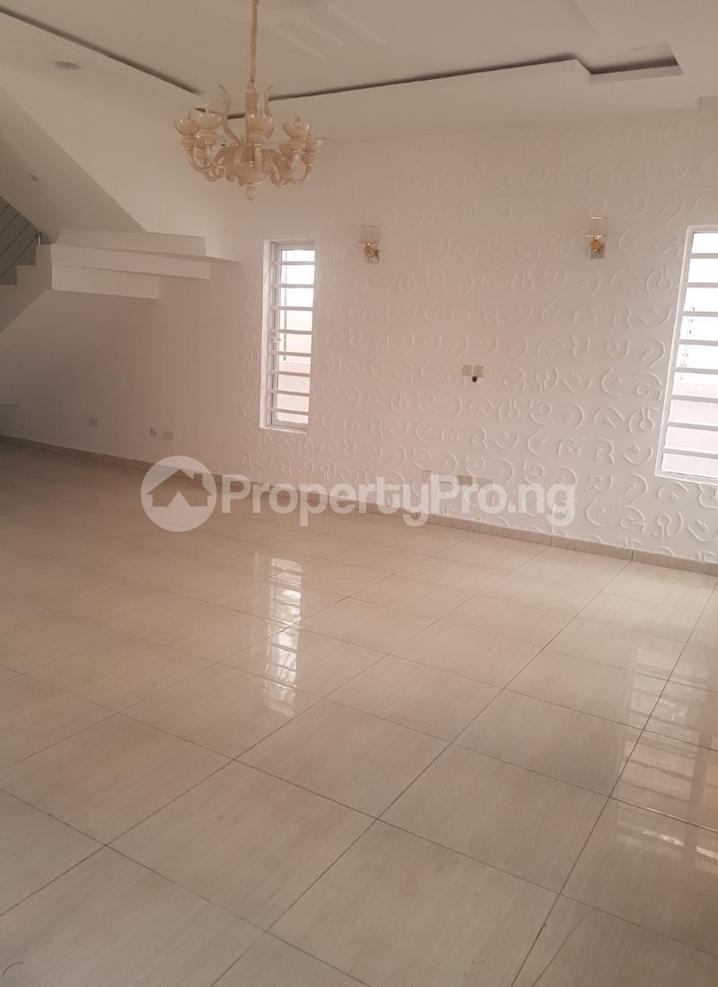 4 bedroom Detached Duplex House for sale Canal West Estate Osapa london Lekki Lagos - 6