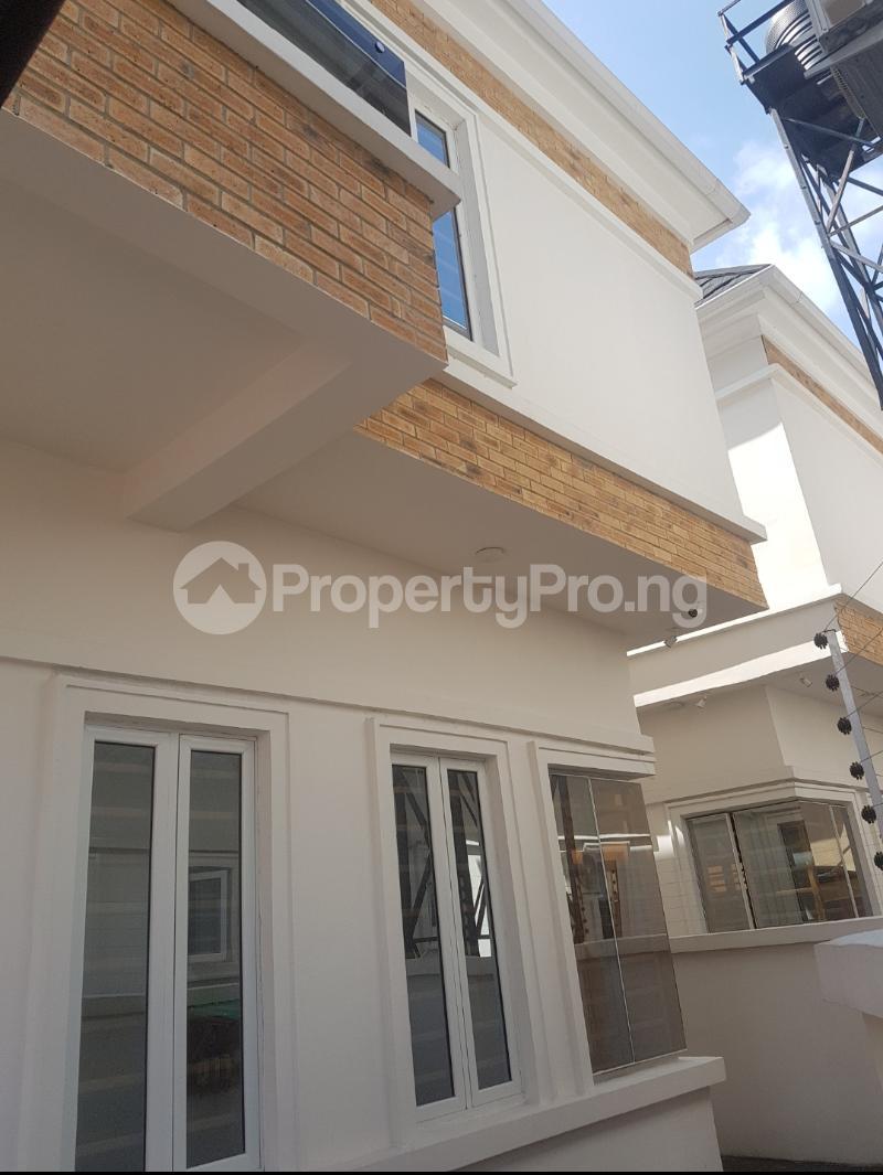 4 bedroom Detached Duplex House for sale Canal West Estate Osapa london Lekki Lagos - 23