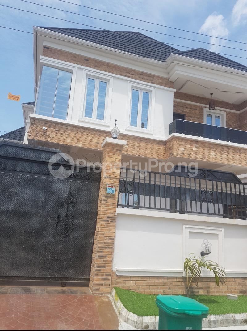 4 bedroom Detached Duplex House for sale Canal West Estate Osapa london Lekki Lagos - 0