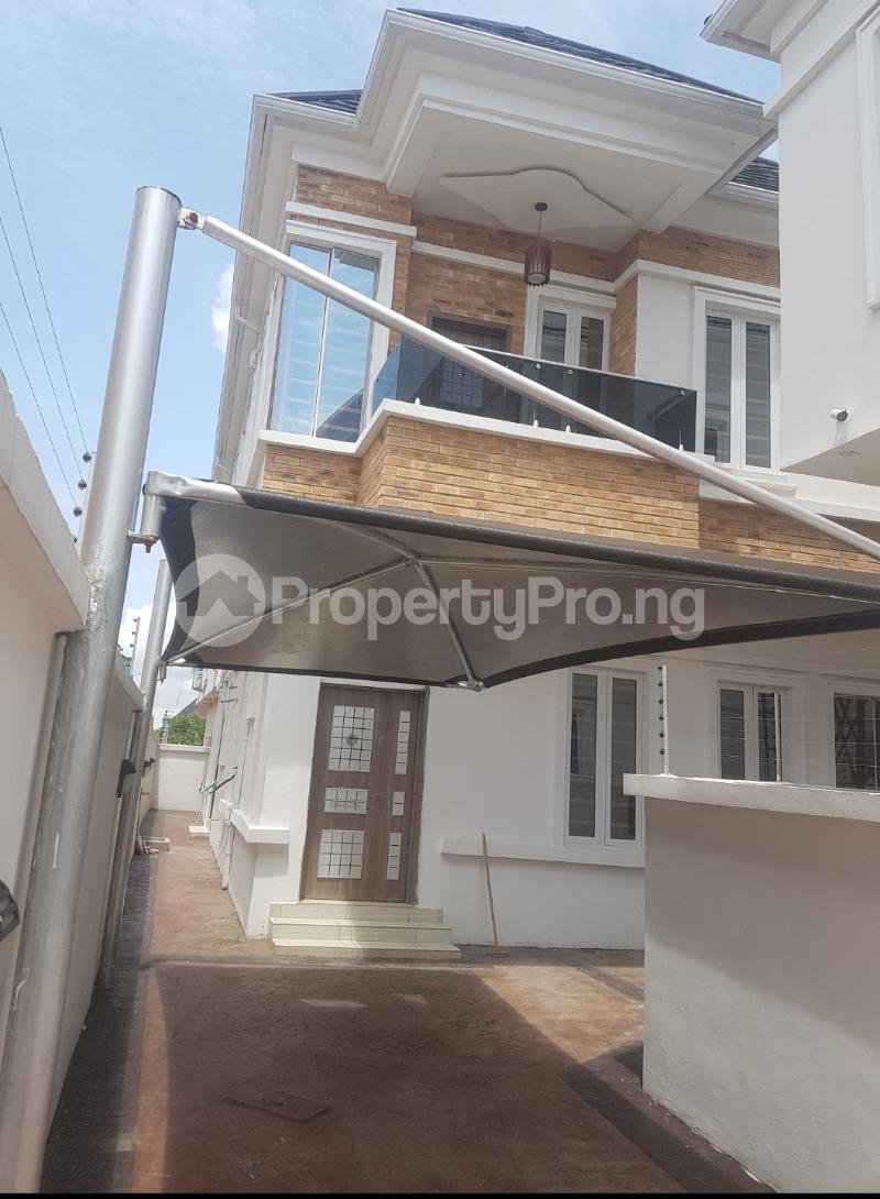 4 bedroom Detached Duplex House for sale Canal West Estate Osapa london Lekki Lagos - 2