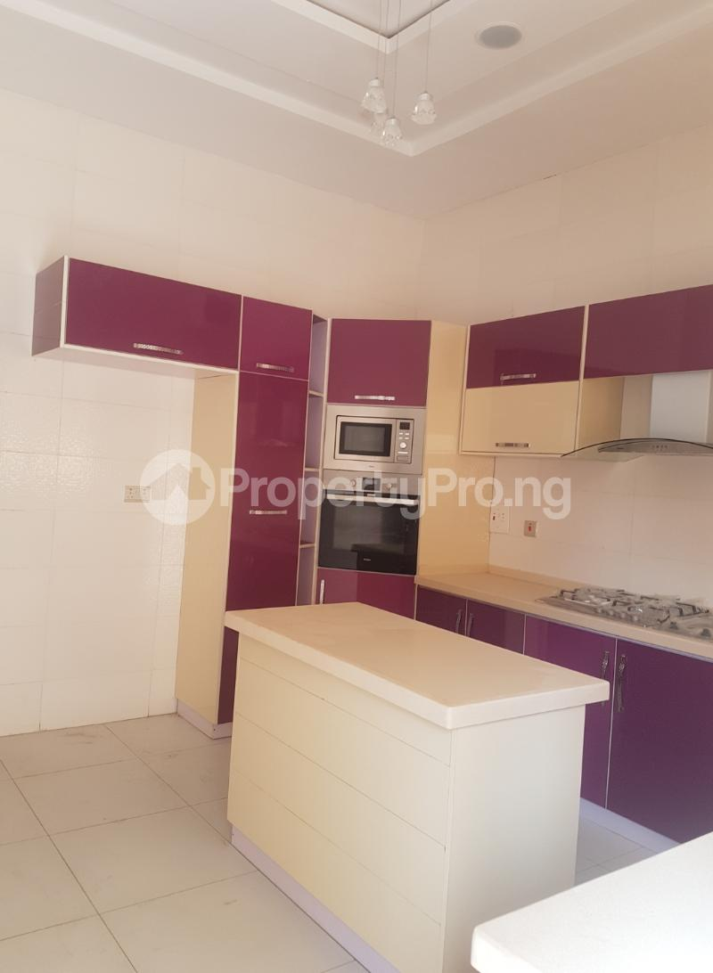 4 bedroom Detached Duplex House for sale Canal West Estate Osapa london Lekki Lagos - 9