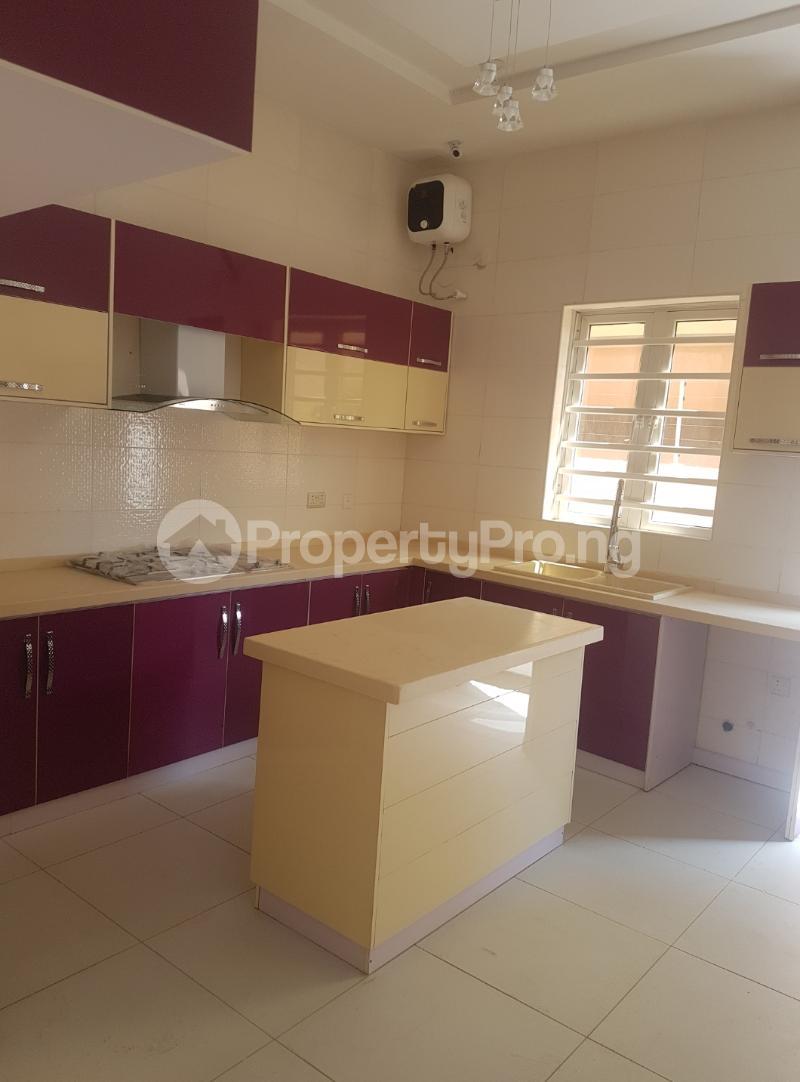 4 bedroom Detached Duplex House for sale Canal West Estate Osapa london Lekki Lagos - 11