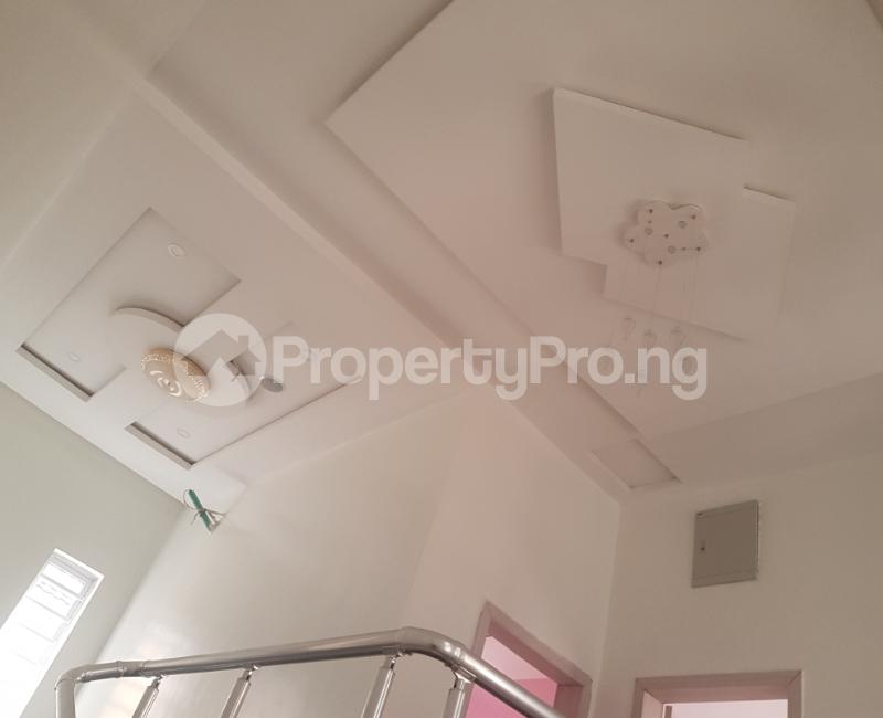 4 bedroom Detached Duplex House for sale Canal West Estate Osapa london Lekki Lagos - 12