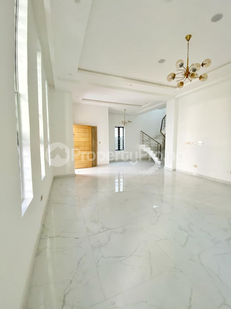 5 bedroom Detached Duplex for sale Chevron Drive chevron Lekki Lagos - 3