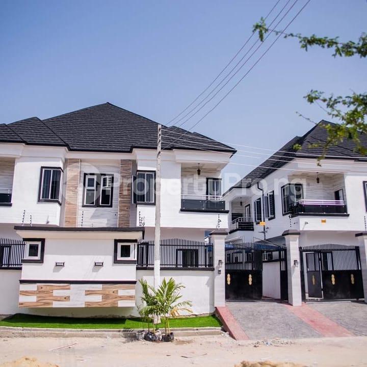5 bedroom Semi Detached Duplex House for sale Bridgegate Estate, Agungi, Lekki Agungi Lekki Lagos - 6