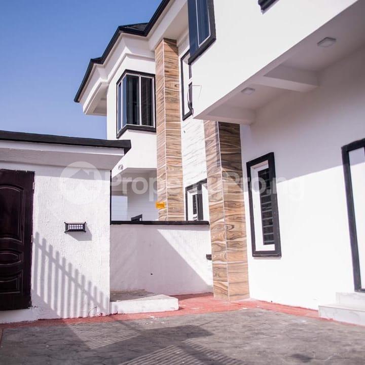 5 bedroom Semi Detached Duplex House for sale Bridgegate Estate, Agungi, Lekki Agungi Lekki Lagos - 7