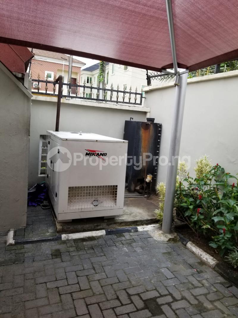 4 bedroom Detached Duplex House for shortlet off freedom way, Lekki Lagos - 1