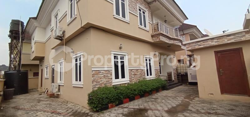 5 bedroom Detached Duplex House for shortlet Bridge gate estate Agungi Lekki Lagos - 0