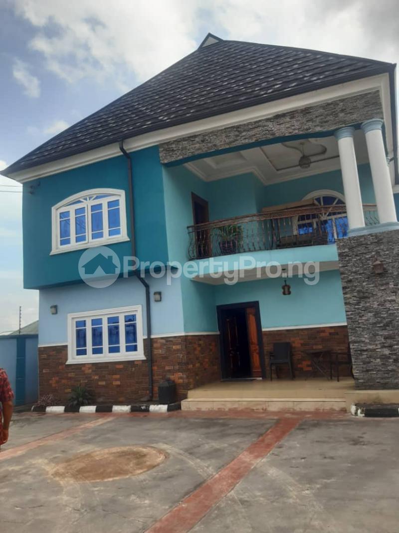6 bedroom Detached Duplex House for sale Rupkpokwu Port Harcourt Rivers - 0