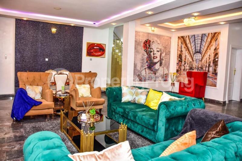 4 bedroom Detached Duplex for shortlet Off Chevron Drive chevron Lekki Lagos - 1