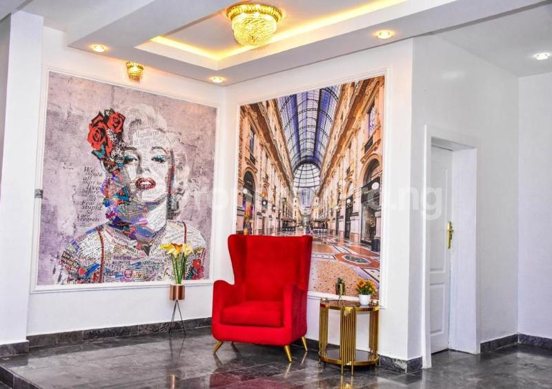 4 bedroom Detached Duplex for shortlet Off Chevron Drive chevron Lekki Lagos - 10