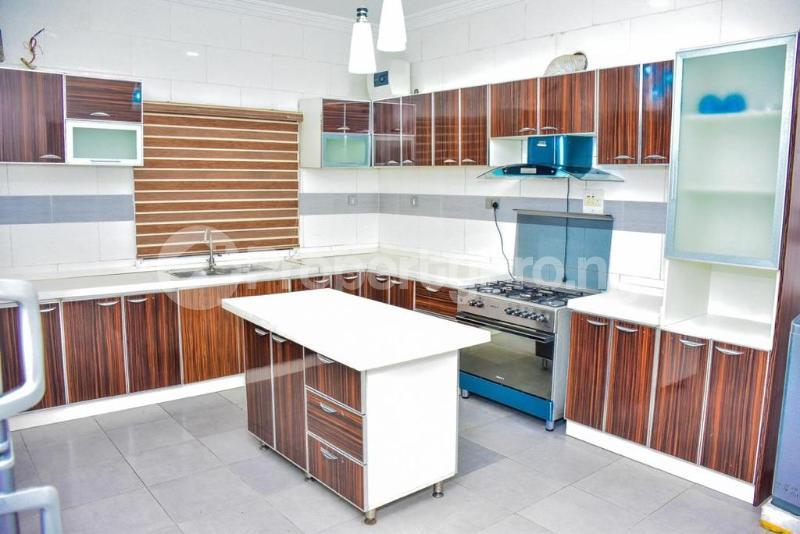 4 bedroom Detached Duplex for shortlet Off Chevron Drive chevron Lekki Lagos - 13