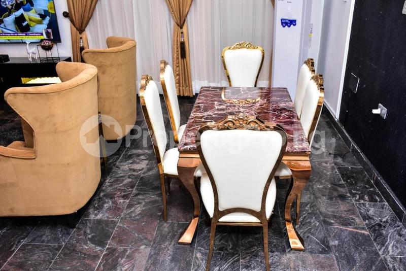 4 bedroom Detached Duplex for shortlet Off Chevron Drive chevron Lekki Lagos - 5