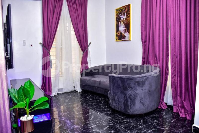 4 bedroom Detached Duplex for shortlet Off Chevron Drive chevron Lekki Lagos - 0