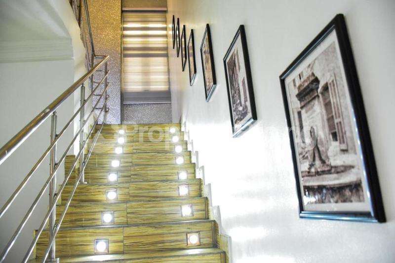 4 bedroom Detached Duplex for shortlet Off Chevron Drive chevron Lekki Lagos - 11