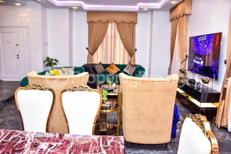 4 bedroom Detached Duplex for shortlet Off Chevron Drive chevron Lekki Lagos - 6