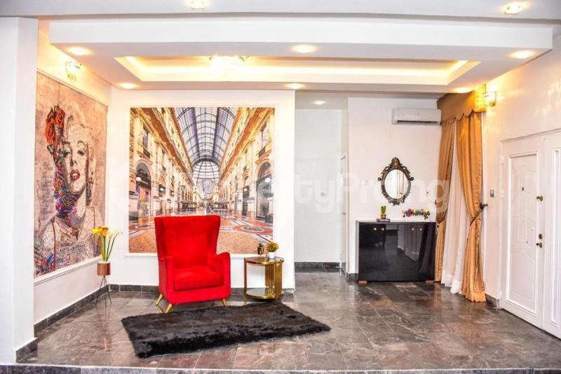 4 bedroom Detached Duplex for shortlet Off Chevron Drive chevron Lekki Lagos - 14