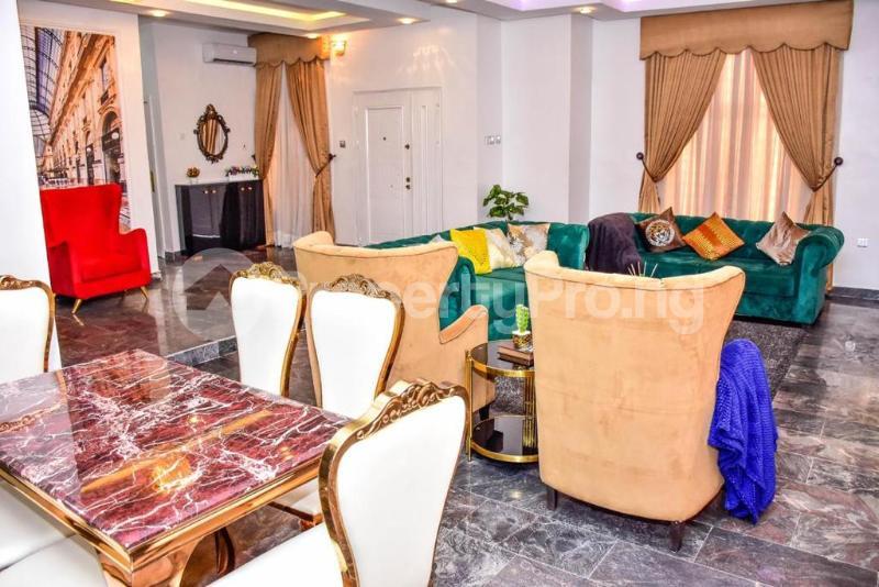 4 bedroom Detached Duplex for shortlet Off Chevron Drive chevron Lekki Lagos - 3