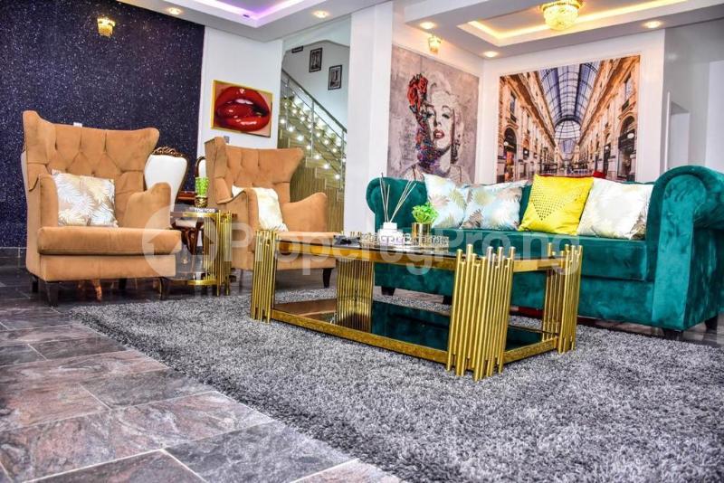 4 bedroom Detached Duplex for shortlet Off Chevron Drive chevron Lekki Lagos - 12