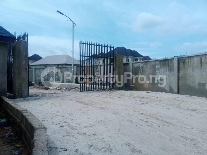 Serviced Residential Land for sale Omole Phase 2 Kosofe/Ikosi Lagos - 0