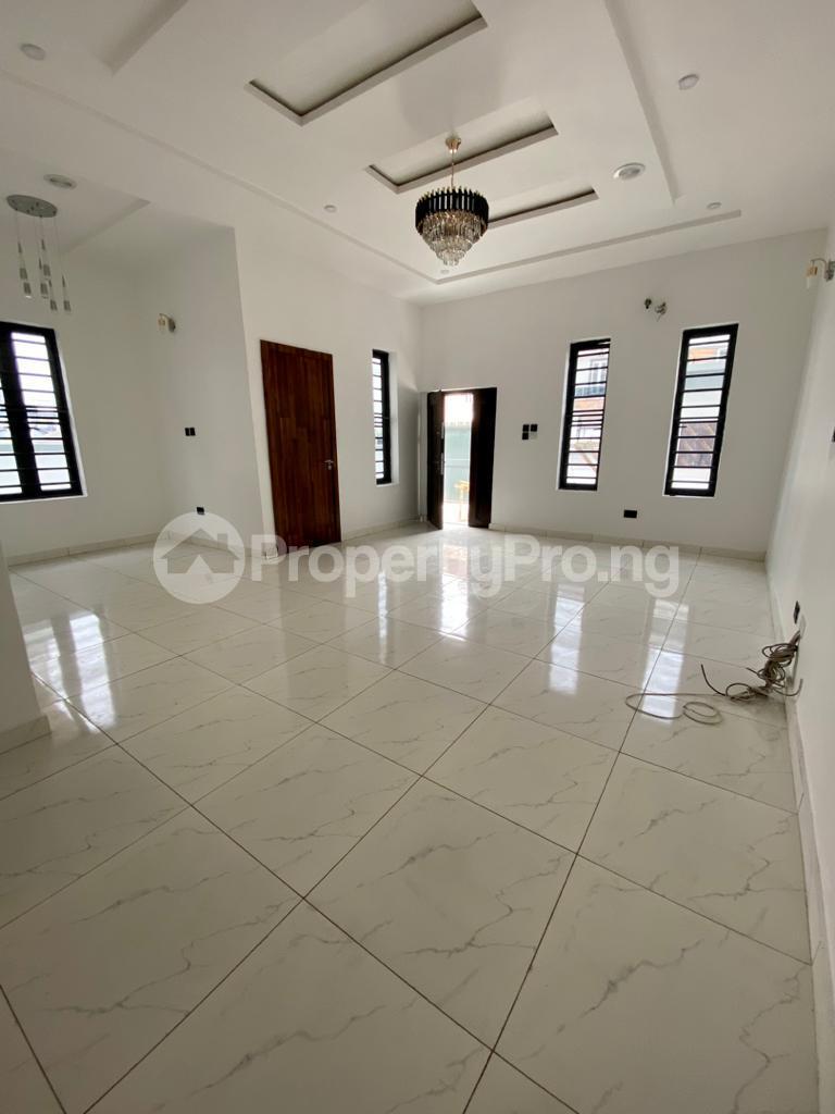 4 bedroom Semi Detached Duplex House for sale 2nd toll gate chevron Lekki Lagos - 1