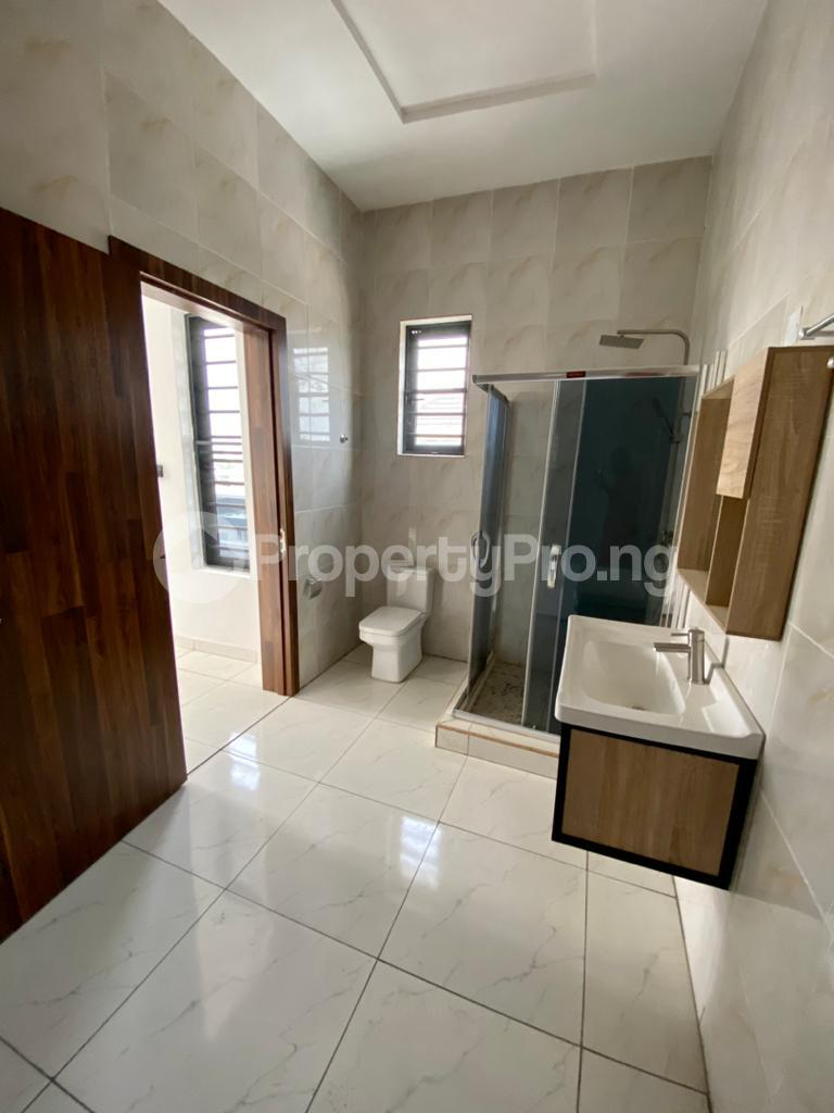4 bedroom Semi Detached Duplex House for sale 2nd toll gate chevron Lekki Lagos - 6