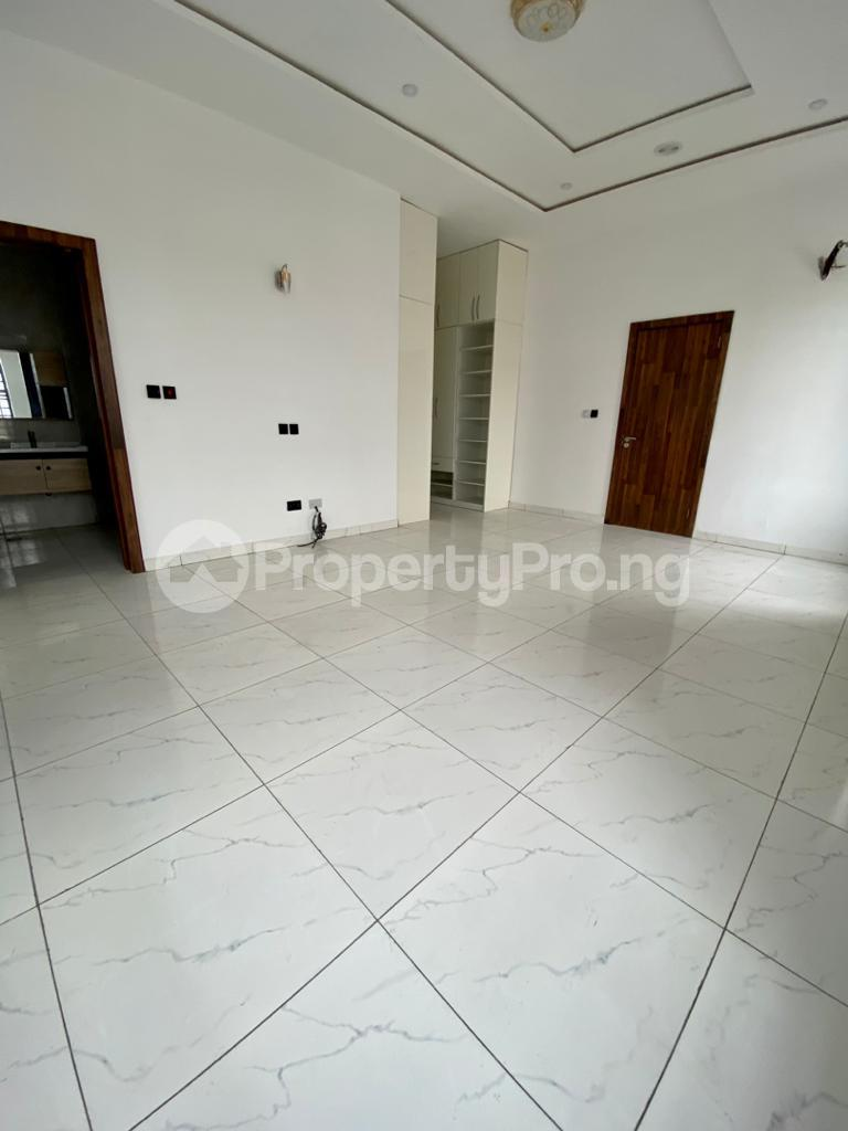 4 bedroom Semi Detached Duplex House for sale 2nd toll gate chevron Lekki Lagos - 9