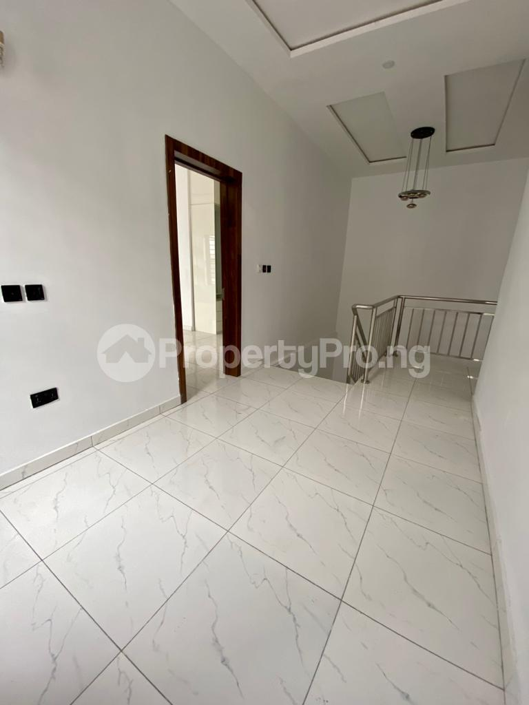 4 bedroom Semi Detached Duplex House for sale 2nd toll gate chevron Lekki Lagos - 8