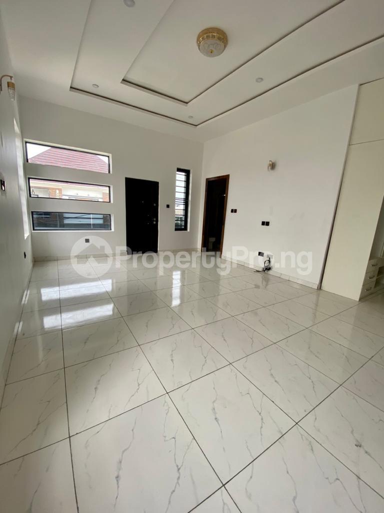 4 bedroom Semi Detached Duplex House for sale 2nd toll gate chevron Lekki Lagos - 5
