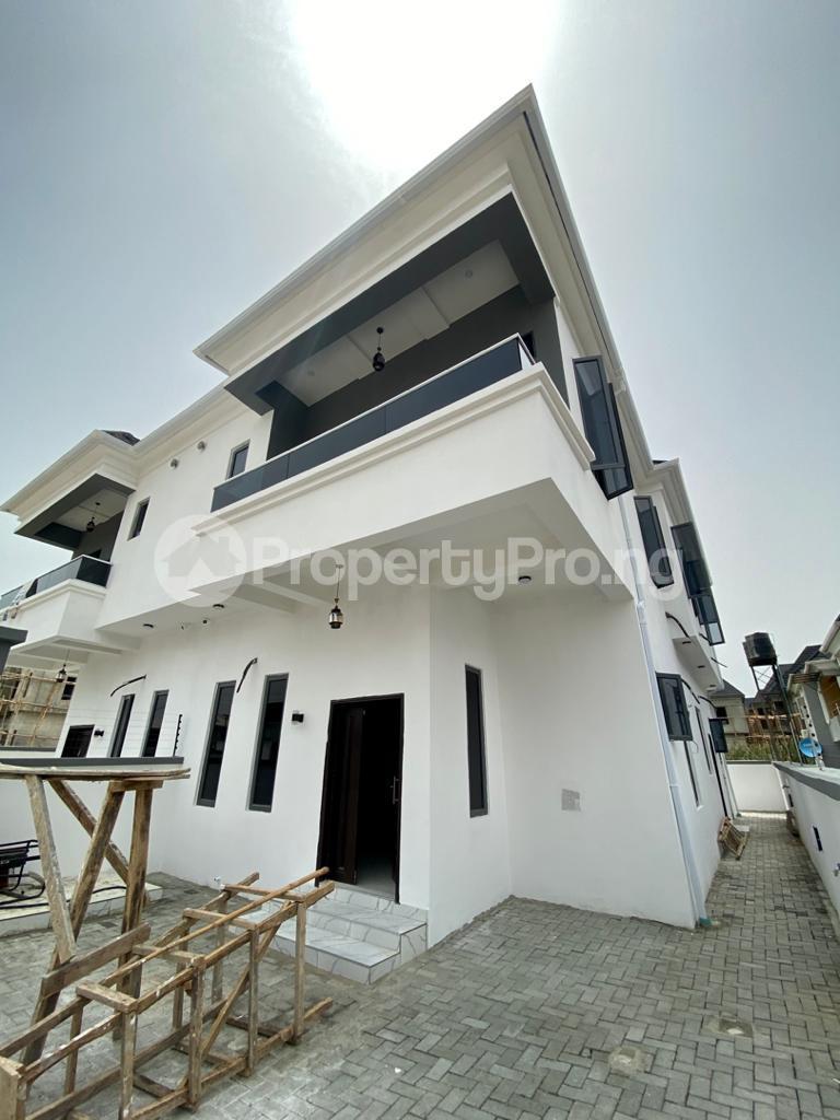 4 bedroom Semi Detached Duplex House for sale 2nd toll gate chevron Lekki Lagos - 0