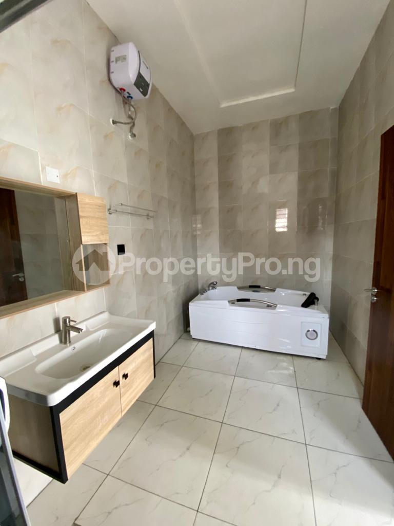 4 bedroom Semi Detached Duplex House for sale 2nd toll gate chevron Lekki Lagos - 4