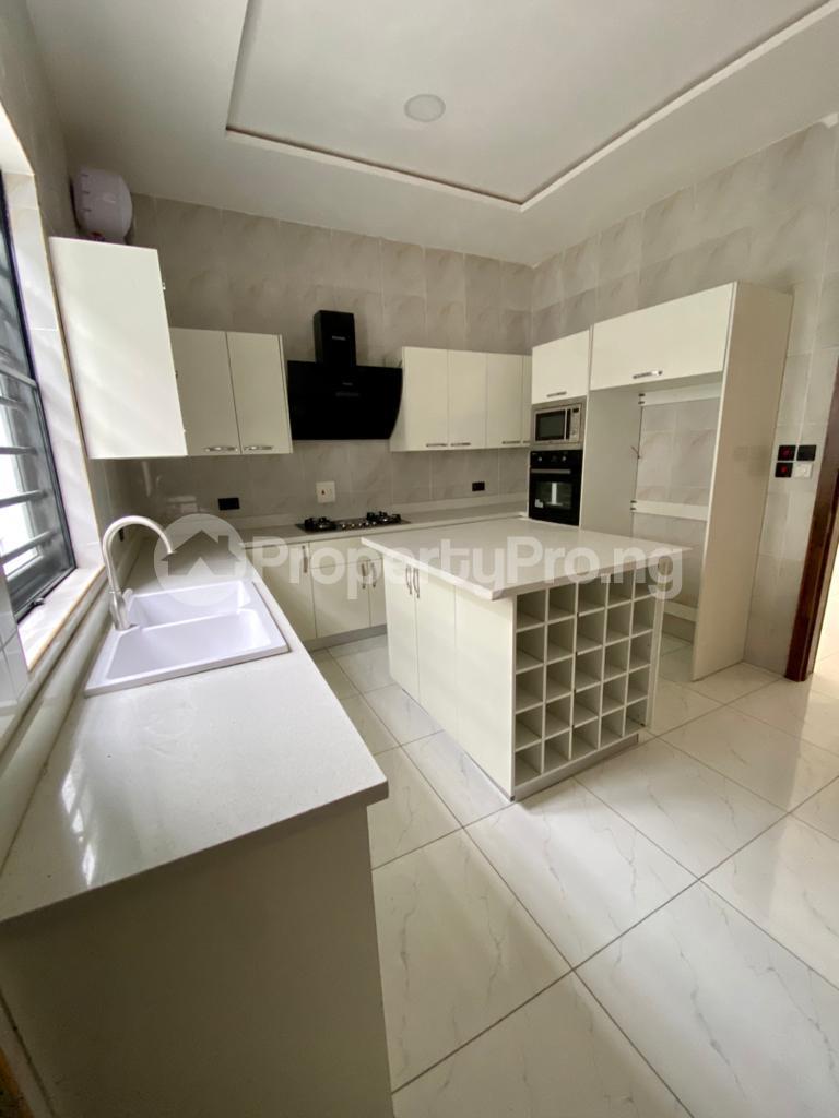 4 bedroom Semi Detached Duplex House for sale 2nd toll gate chevron Lekki Lagos - 2
