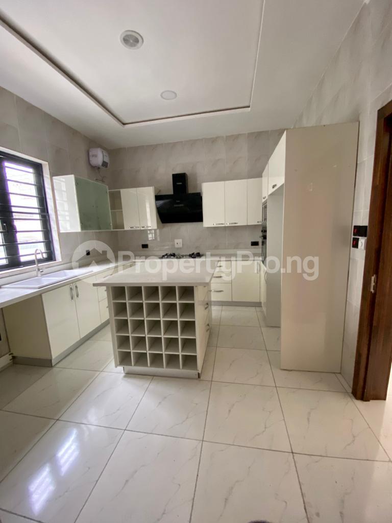 4 bedroom Semi Detached Duplex House for sale 2nd toll gate chevron Lekki Lagos - 3