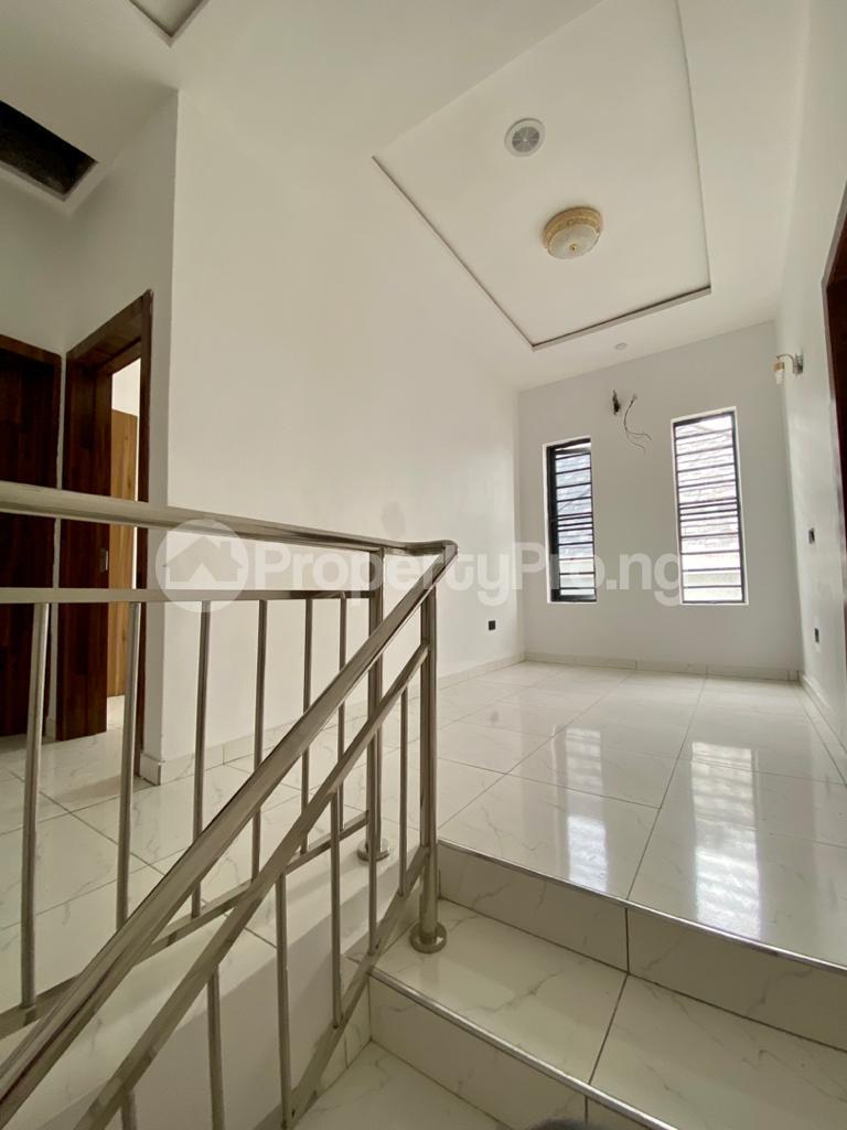 4 bedroom Semi Detached Duplex House for sale 2nd toll gate chevron Lekki Lagos - 10