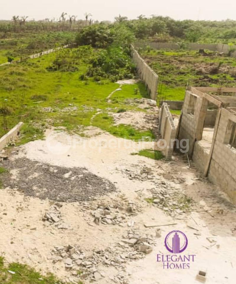 Mixed   Use Land for sale Elegant Estate Behind Amen Estate Eleko Ibeju-Lekki Lagos - 0
