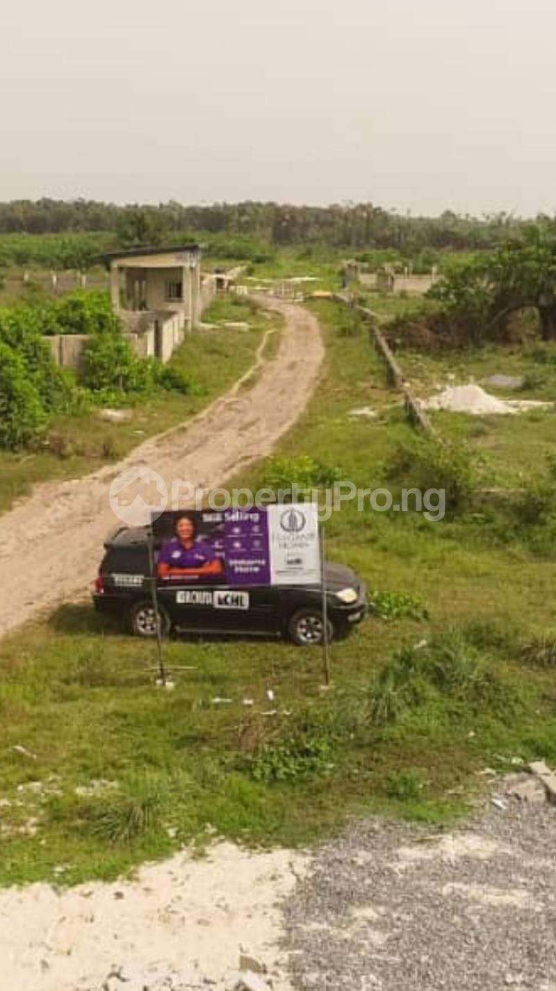 Mixed   Use Land for sale Elegant Estate Behind Amen Estate Eleko Ibeju-Lekki Lagos - 1