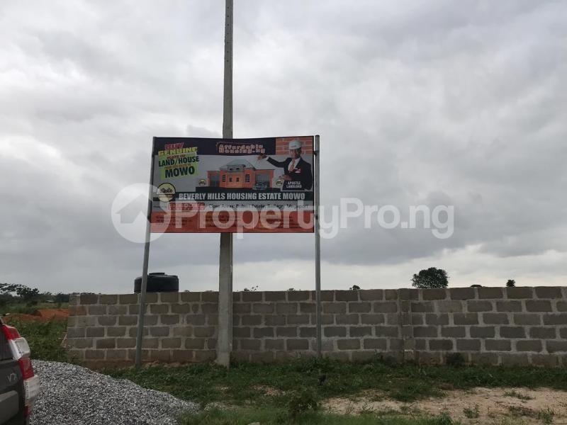 Mixed   Use Land Land for sale Iyano Ilogbo, behind fashola farms and Buhari Estate.  Age Mowo Badagry Lagos - 1
