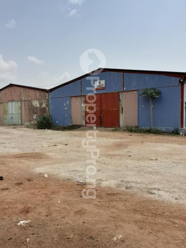 Factory Commercial Property for sale Along Federal Polytechnic Road Ilaro Yewa South Yewa Ogun - 1