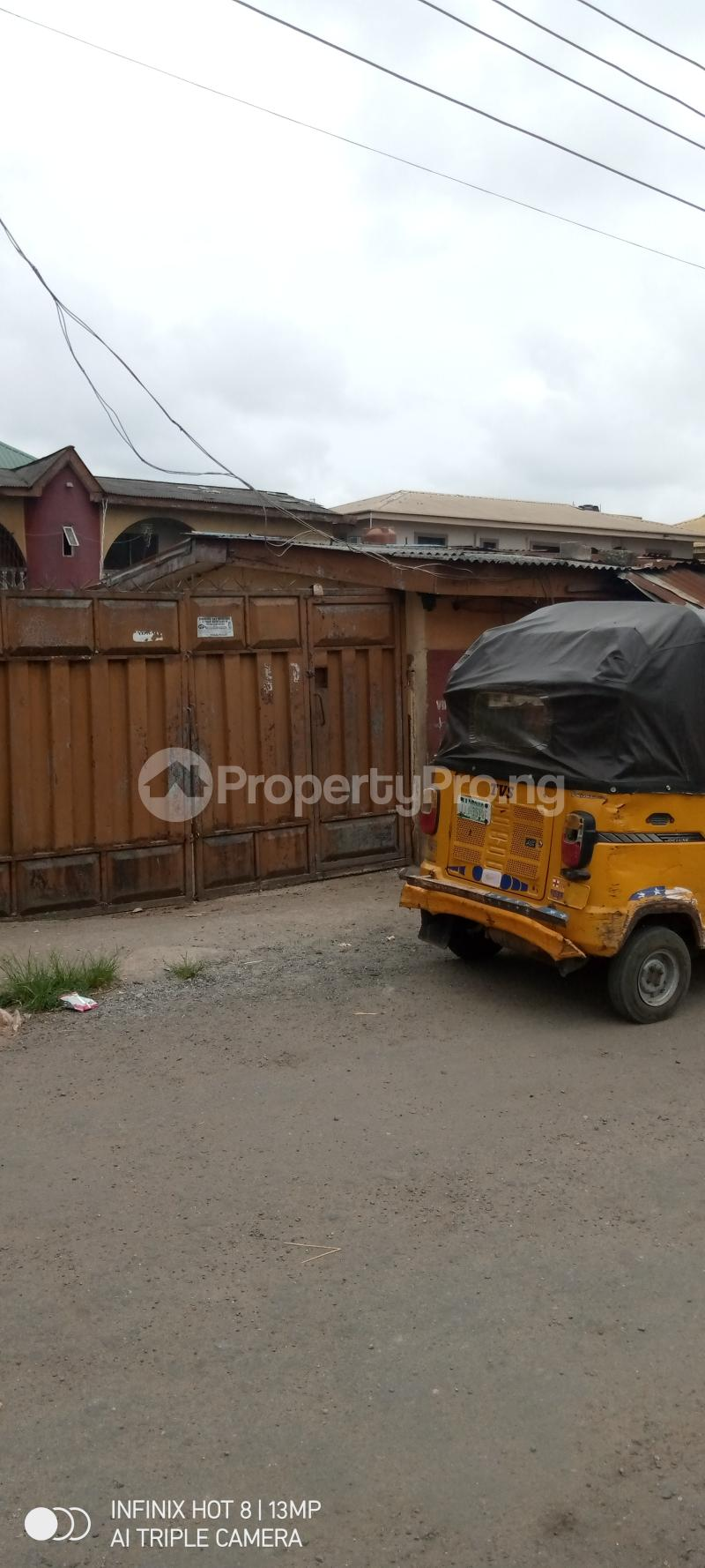2 bedroom Blocks of Flats House for sale Bayo oyewale ago palace way Isolo Lagos - 0