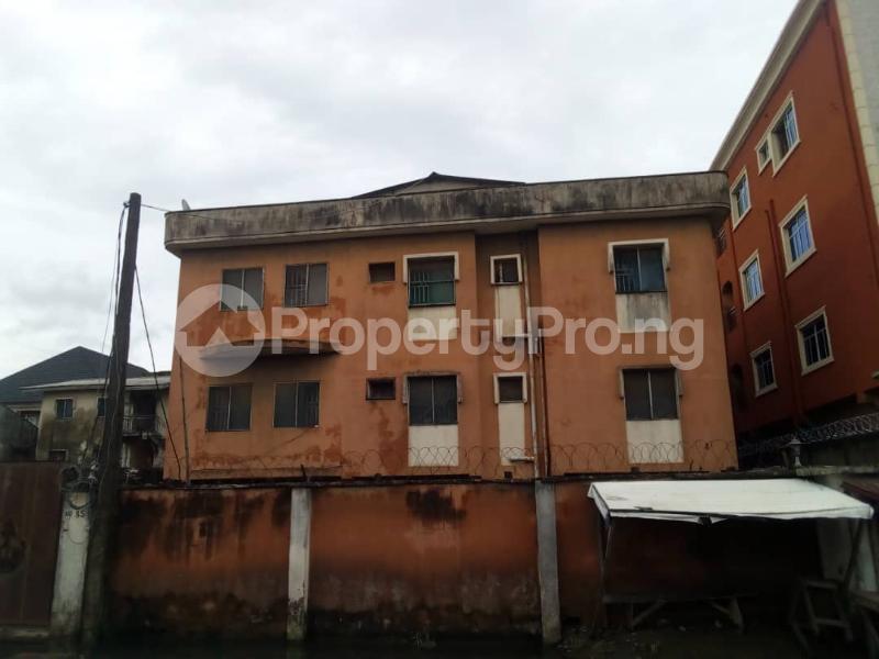1 bedroom mini flat  Self Contain Flat / Apartment for sale Oke-Afa Isolo Lagos - 0