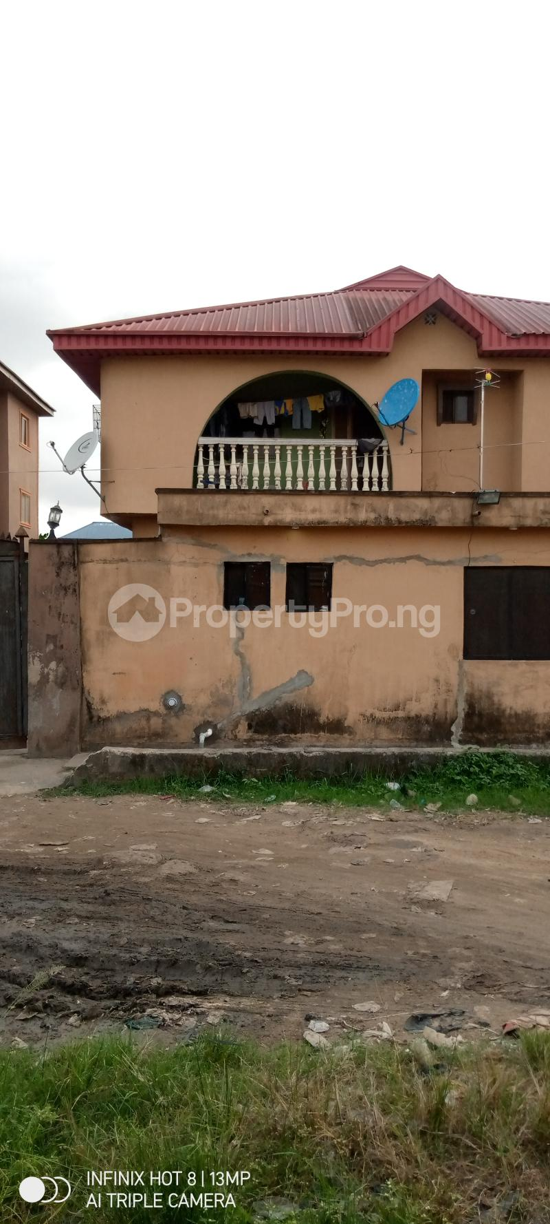 3 bedroom Blocks of Flats House for sale Ago palace way Isolo Lagos - 3