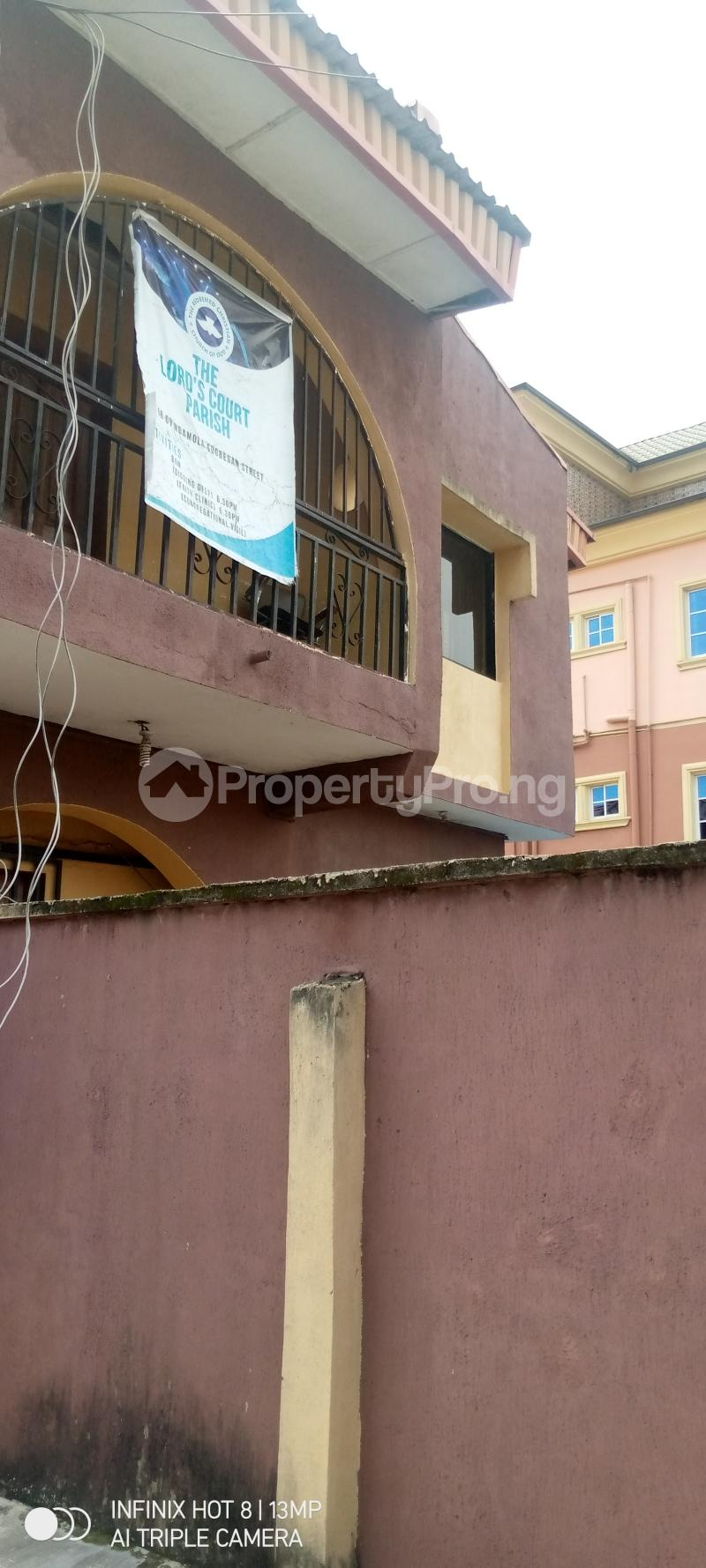 3 bedroom Blocks of Flats House for sale Ago palace way Isolo Lagos - 4