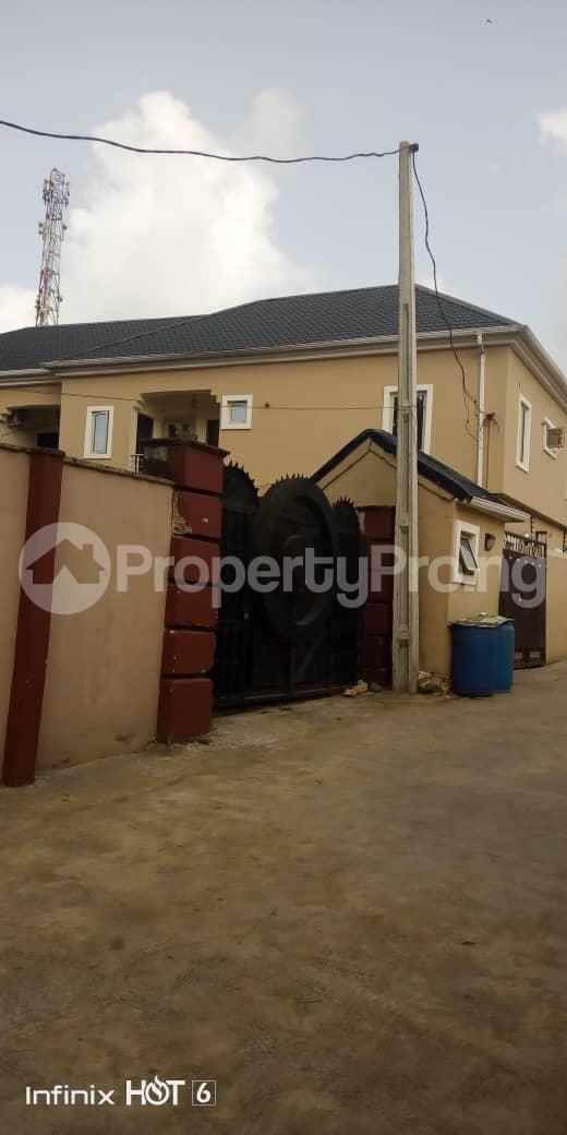 Shared Apartment Flat / Apartment for sale Alafia Estate ogba okera ikeja lagos Oke-Ira Ogba Lagos - 1