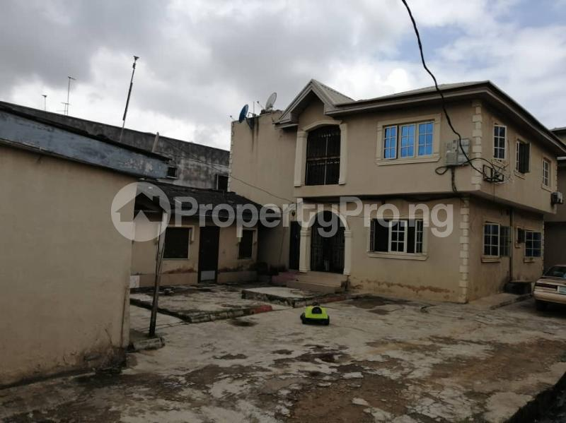 3 bedroom Flat / Apartment for sale Ago palace way Isolo Lagos - 1