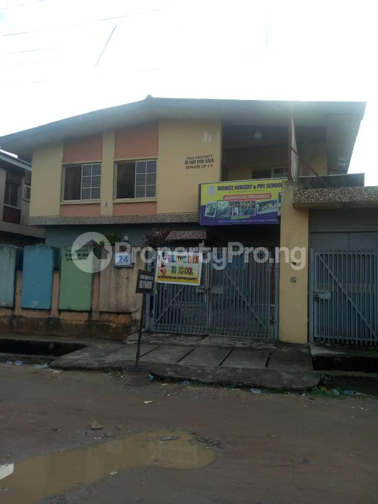 Blocks of Flats House for sale Asoland street Mafoluku Oshodi Lagos - 1
