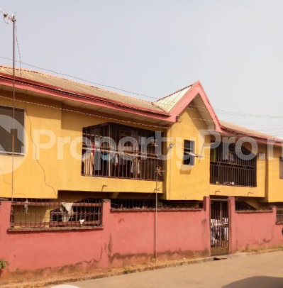 Blocks of Flats House for sale Udoka Estate Awka North Anambra - 0